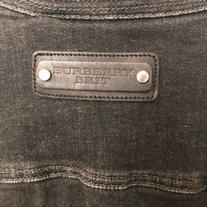 Women's Burberry vest size 12. New with tags